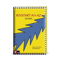 Rivstart: A1+A2 Textbok med cd (mp3)